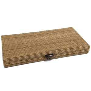 Tray Box 24.5cm Natural Luxury Bamboo Gift Boxes