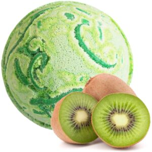 Tropical Paradise Coco Bath Bomb Kiwi Fruit Tropical Paradise Coco Bath Bombs - 180g