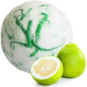 Tropical Paradise Coco Bath Bomb Pomelo Tropical Paradise Coco Bath Bombs - 180g
