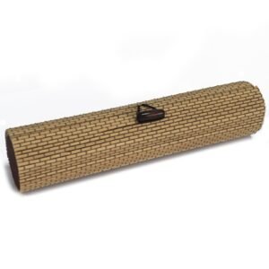Tube Box 21.5cm Natural Luxury Bamboo Gift Boxes