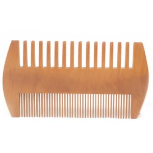 Two Sided Beard Comb Beard Natural Comb