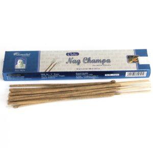 Vedic Incense Sticks Nag Champa Box of 12 Vedic Incense Sticks - 15g