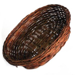 Village Baskets Awn Oval 17cm Village Baskets