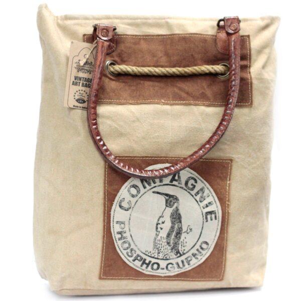 Vintage Bag Penguin Compagnie