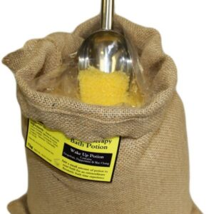Wake Up Potion 7kg  Hessian Sack Aromatherapy