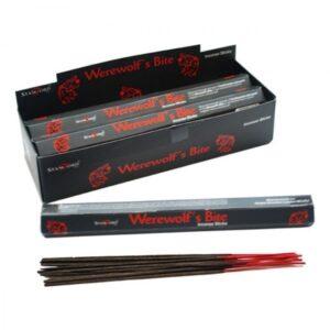 Werewolf's Bite Incense Sticks Stamford Black Incense Sticks (15's)