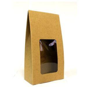 Window Box Display 21x11x6cm Flat Pack Gift Boxes